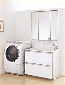 浴室・洗面所まるごとリフォームパック イメージ画像3