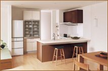 キッチンまるごとリフォームパック イメージ画像3