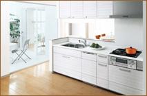 キッチンまるごとリフォームパック イメージ画像4