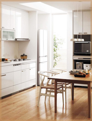 キッチンまるごとリフォームパック イメージ画像1