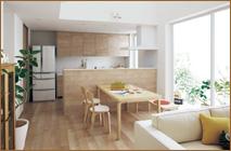 キッチン・リビングまるごとリフォームパック イメージ画像3