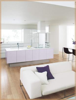 キッチン・リビングまるごとリフォームパック イメージ画像1