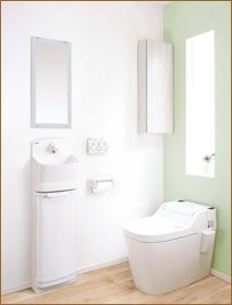トイレまるごとリフォームパック イメージ画像2
